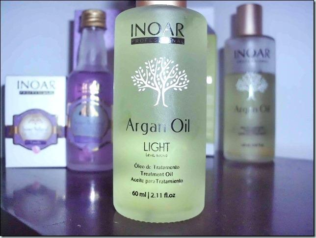 Sorteio Inoar Argan Light: Qual mais você quer ganhar?