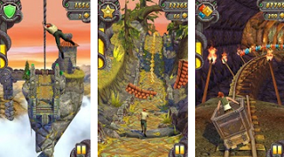DOWNLOAD TEMPLE RUN 2  APK FOR GALAXY Y