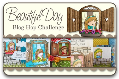 Beautiful Day Blog Hop Challenge