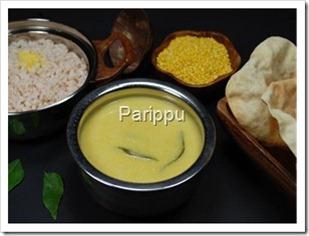 Parippu