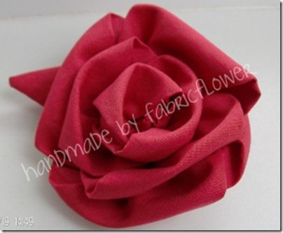 folded-rose-red