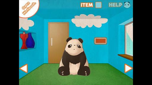 玩免費冒險APP|下載Escape Panda with Hintbook app不用錢|硬是要APP