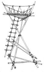 menara-pandang-segitiga-bersilangan