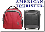 Myntra: Buy American Tourister Backpacks and Trolleys at Flat 40% + Extra 30% OFF
