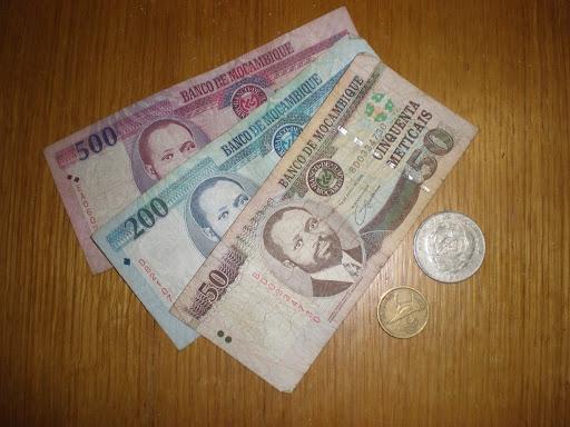 Mozambique forex rates