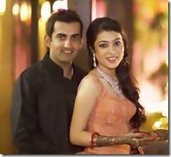 goutham_gambhir_with_wife_natasha_exclusive_pics