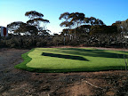 Jul 7 - Golf Hole - Nullabor Golf Course