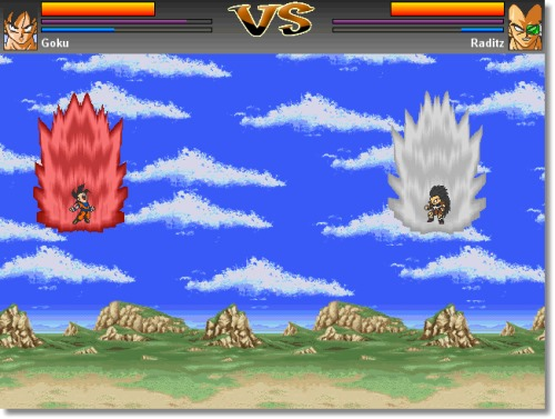 Dragon Ball Z Budokai X game