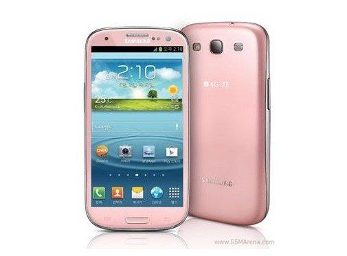 [Mobile] 正宗「粉紅色」GALAXY SIII將在南韓首發,台灣呢?