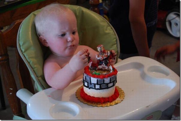 Primeiro bolo de aniversário (4)
