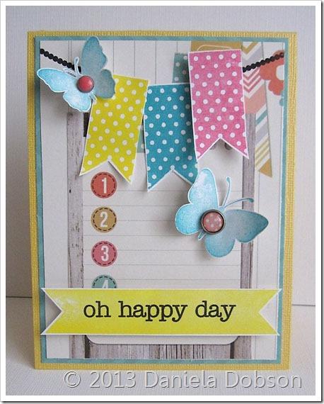 Happy day by Daniela Dobson