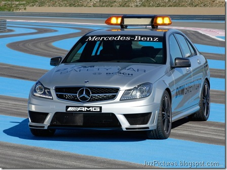 Mercedes-Benz C63 AMG DTM Safety Car 2
