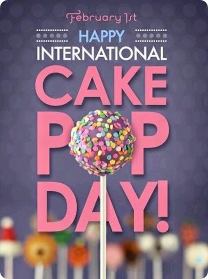 cake pop day