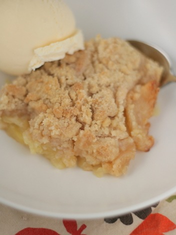 honeycrisp apple crisp3