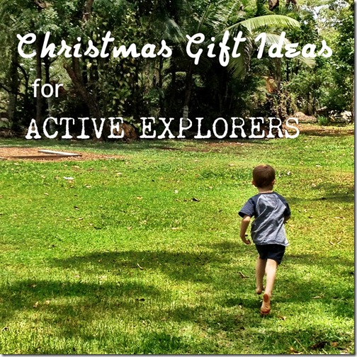 Christmas Gift Guide for Active Explorers
