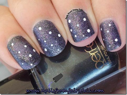 galaxy nail art 2
