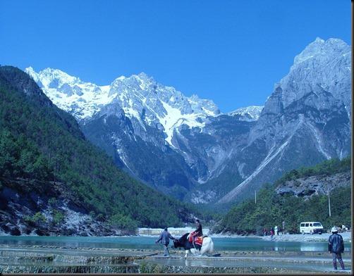 玉龙雪山3b