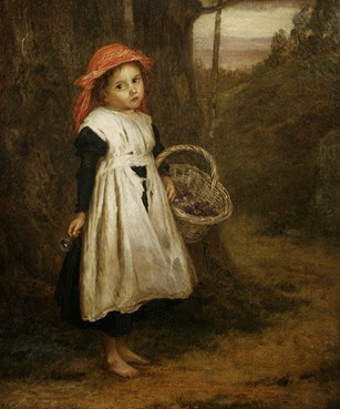 497px-Augustus_Edwin_Mulready_A_Little_Violet_Seller_1877