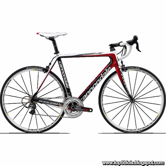 Cannondale SUPERSIX 3 ULTEGRA