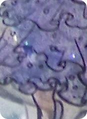 ...dalla punta della bacchetta alla punta del piede...sono 4 cm!...Poly shrink