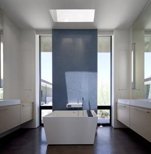 Bañera-diseño-minimalista