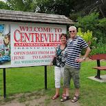 Toronto Centreville amusement park logo in Toronto, Ontario, Canada