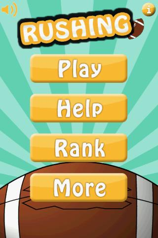 football-rush-beta for android screenshot