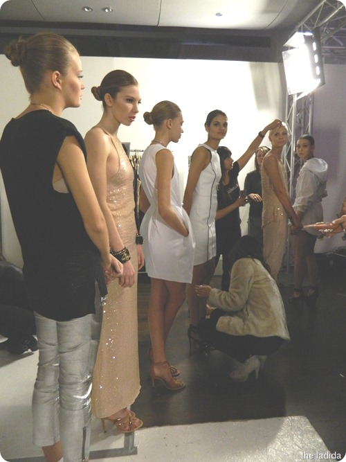 Cleo and Swarovski Backstage (13)