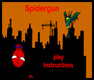 Spidergun game