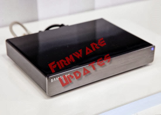 Samsung-Homesync-Firmware-Updates