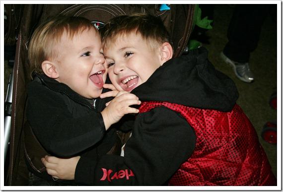 Christmastime begins 2011 048