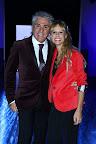 Carlos Di Domenico y Mariana Fabbiani. gentileza: Express News