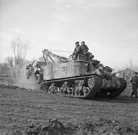 Grant ARV In Italy 1945
