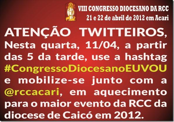 Congresso Diocesano da RCC Caicó