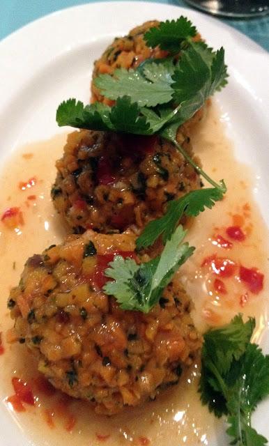 Yoom Boulettes Thai Pimentees aux Crevettes