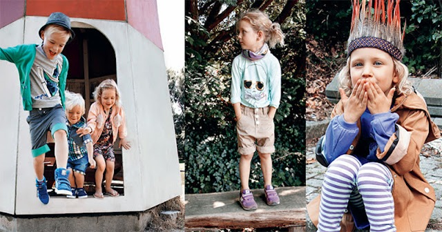 MiniNumph 2012 kids gt fashion diary