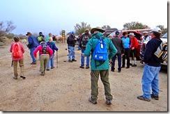 Hope Camp hike Jan 13 004