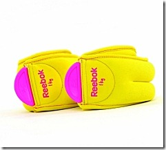 Reebok 1kg Ankle Weights
