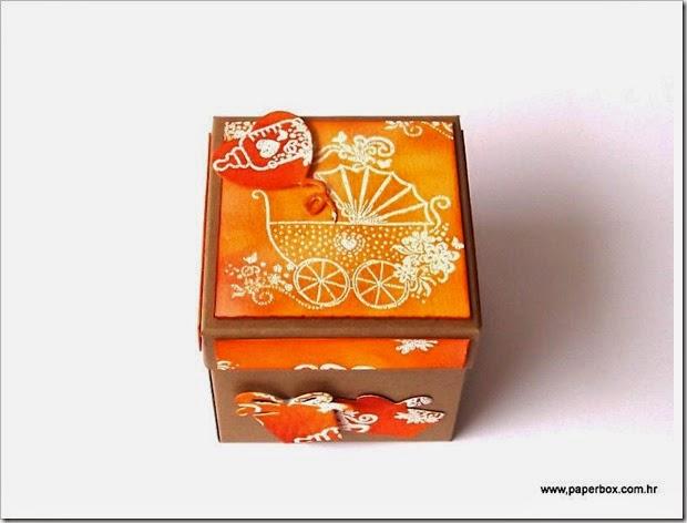 Kutija za bebe - Geschenkverpackung - Gift box (1)