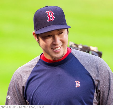 'Junichi Tazawa' photo (c) 2012, Keith Allison - license: http://creativecommons.org/licenses/by-sa/2.0/