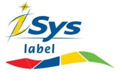 isys label logo