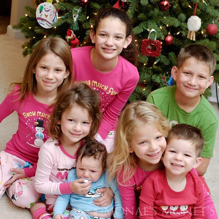 Christmas Eve kids blog