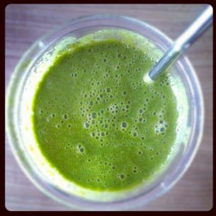 1 Grünes Frühstück