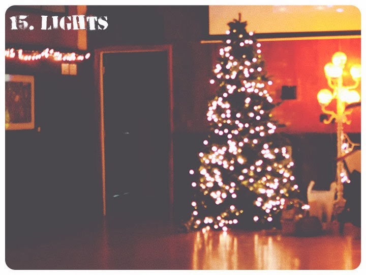 15 lights