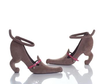 Туфли для кошек