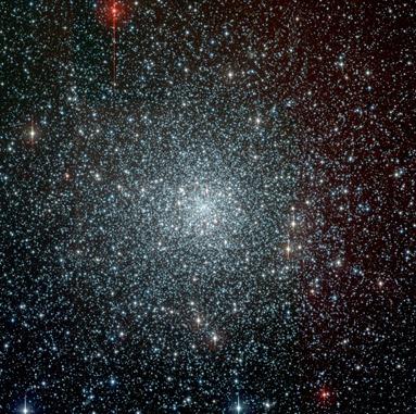 aglomerado globular NGC 6397