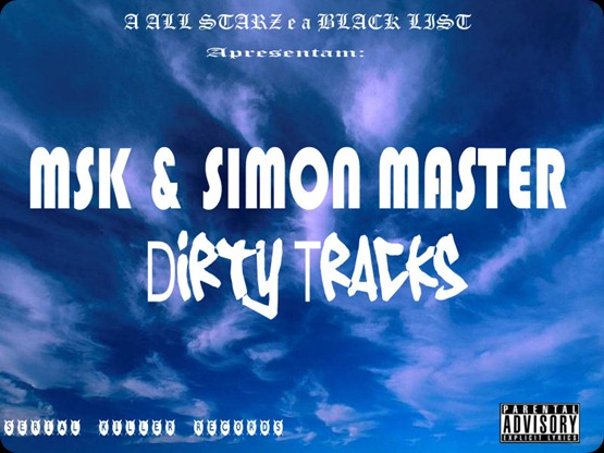 Capa Dirty Tracks