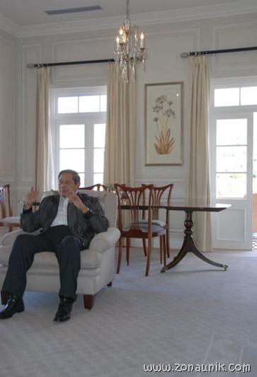 foto keseharian Presiden Indonesia Susilo Bambang Yudhoyono (25)