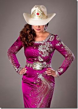 raspberry dress1
