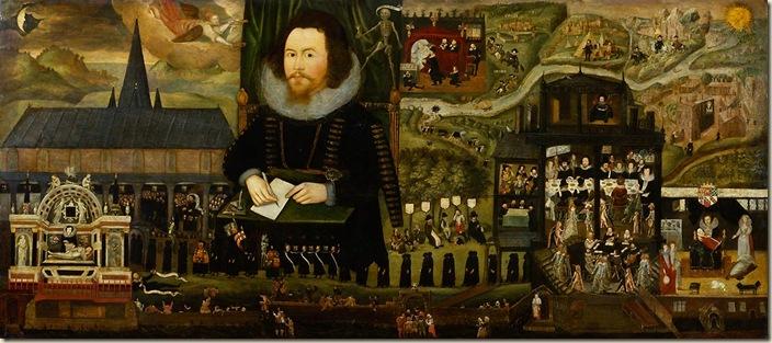 Portrait de sir Unton